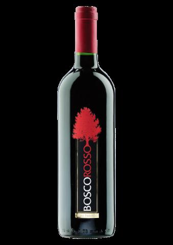 Bosco Rosso Vino Novello Vigneti delle Dolomiti Igt