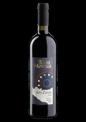 TERRA MORESCA | Nero d'Avola Sicilia Igp